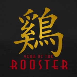 Year Of The Rooster Character - Women's Premium Longsleeve Shirt
