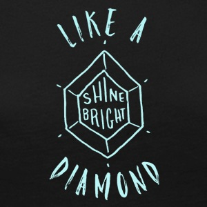 Diamond T-Shirt & Hoody - Women's Premium Longsleeve Shirt