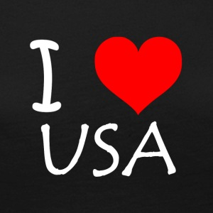 I Love USA - Women's Premium Longsleeve Shirt