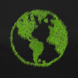 Green Grass World - Långärmad premium-T-shirt dam