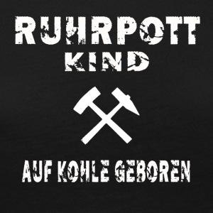 ruhrpott child born on coal - Women's Premium Longsleeve Shirt