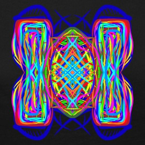turtle tortoise trippy abstract psychedelic - Women's Premium Longsleeve Shirt