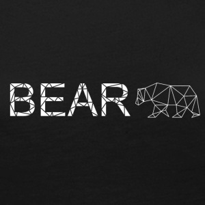 Bear geometry art - Women's Premium Longsleeve Shirt