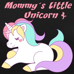 Mommy Unicorn - Frauen Premium Langarmshirt