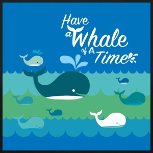 Have a Whale of a time - Women's Premium Longsleeve Shirt