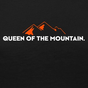 QUEEN OF THE MOUNTAIN - Frauen Premium Langarmshirt
