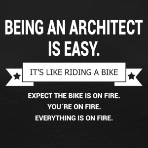 BEING ON ARCHITECT - Women's Premium Longsleeve Shirt