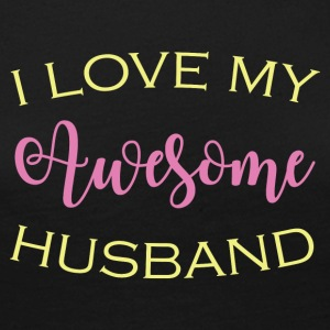 AWESOME HUSBAND - Women's Premium Longsleeve Shirt