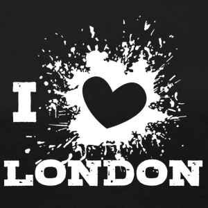 I love London - Frauen Premium Langarmshirt