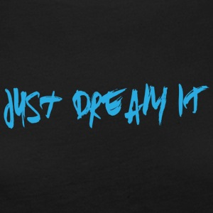 Just Dream IT Paint - Frauen Premium Langarmshirt