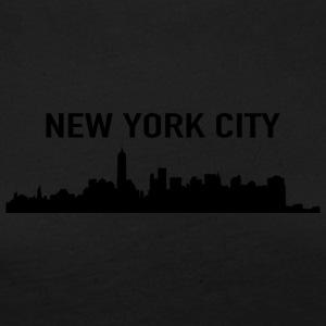 NEW YORK CITY - Women's Premium Longsleeve Shirt