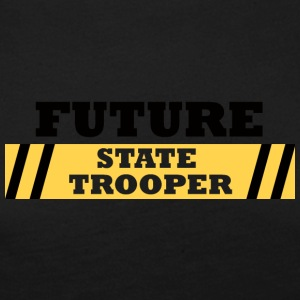 Police: Future State Trooper - T-shirt manches longues Premium Femme