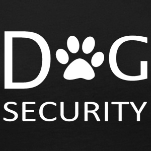 Security dog - Maglietta Premium a manica lunga da donna