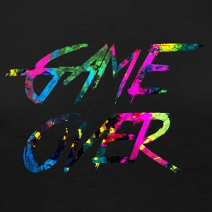 rainbow Game over - Women's Premium Longsleeve Shirt
