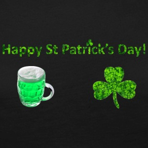 Happy St Patricks Day - Frauen Premium Langarmshirt