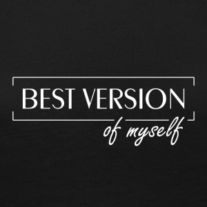 Best Version Of Myself - Frauen Premium Langarmshirt