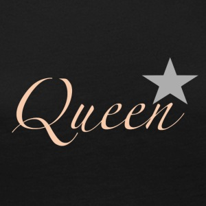 Queen Limited HD - Frauen Premium Langarmshirt