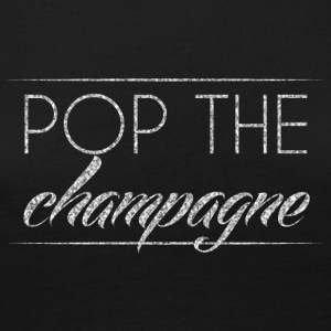 New Years Eve: Pop The Champagne - Women's Premium Longsleeve Shirt
