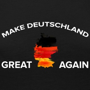 Make Deutschland Great Again - Frauen Premium Langarmshirt