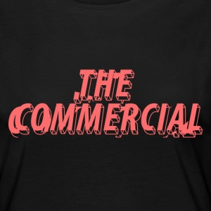 The Commercial Design #1 (Salmon - Women's Premium Longsleeve Shirt