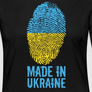 Made in Ukraine / Made in Ukraine Україна - Women's Premium Longsleeve Shirt