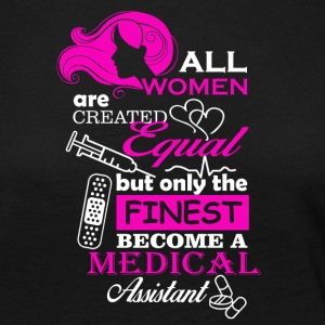 All women are Medical Assistant - Women's Premium Longsleeve Shirt