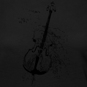 Cello - Frauen Premium Langarmshirt