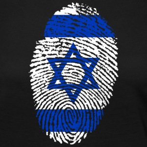 ISRAEL 4 EVER COLLECTION - Dame premium T-shirt med lange ærmer