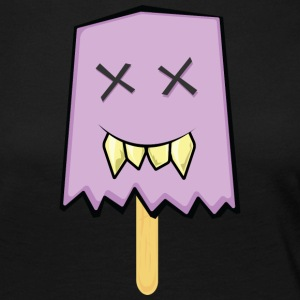 Ice Cream Monster - Women's Premium Longsleeve Shirt