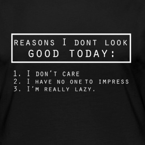 Good day funny sayings - Women's Premium Longsleeve Shirt
