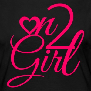 On2 Girl red - DanceShirts - Women's Premium Longsleeve Shirt