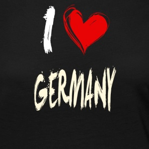 I love germany - Women's Premium Longsleeve Shirt