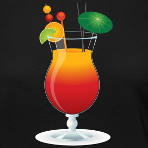 Summer Cocktail Time! - Women's Premium Longsleeve Shirt