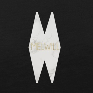 MELWILL blanc - T-shirt manches longues Premium Femme