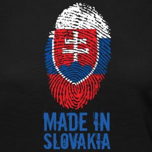Made in Slowakije / Made in Slowakije Slovensko - Vrouwen Premium shirt met lange mouwen