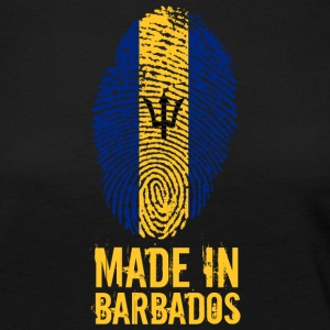 Made In Barbados - T-shirt manches longues Premium Femme