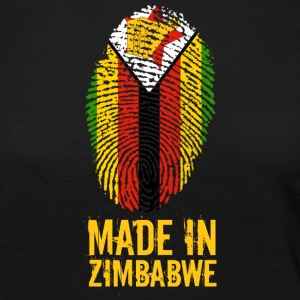 Made In Zimbabwe / Zimbabwe / Great Zimbabwe - Långärmad premium-T-shirt dam