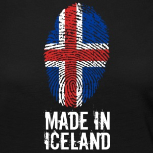 Made In Islande / Islande / IS - T-shirt manches longues Premium Femme