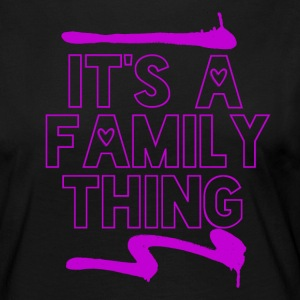 Its a Family Thing - Women's Premium Longsleeve Shirt