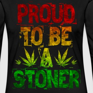 Proud To Be A Stoner - Women's Premium Longsleeve Shirt