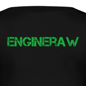 Engineraw - Frauen Premium Langarmshirt