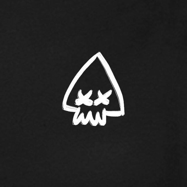 Squid Logo - White