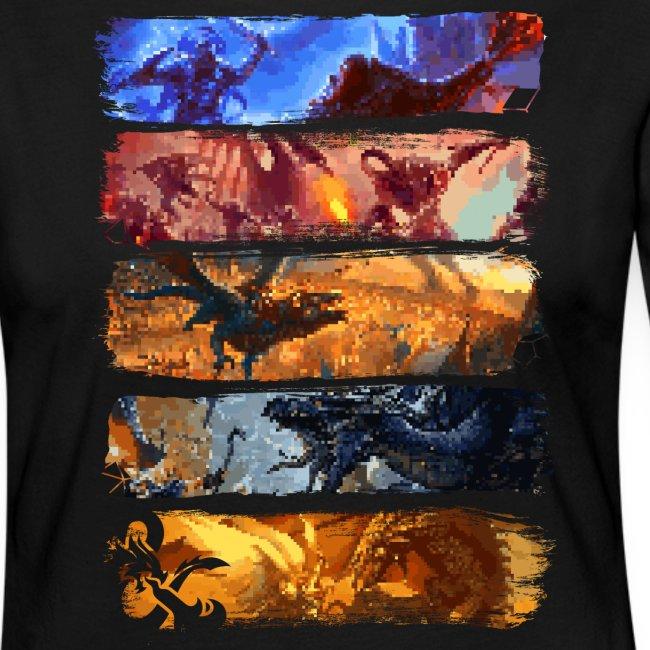 Great Pixel Battle - Dungeons Dragons ja D & D