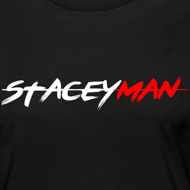 staceyman red design