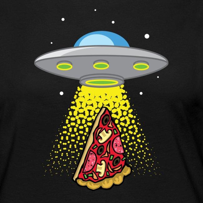 UFO Pizza Abduction