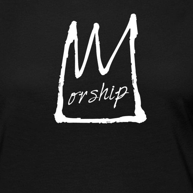 Worship Krone weiß - Lobpreis zu Jesus / Gott
