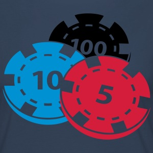 Poker chips - Women's Premium Longsleeve Shirt