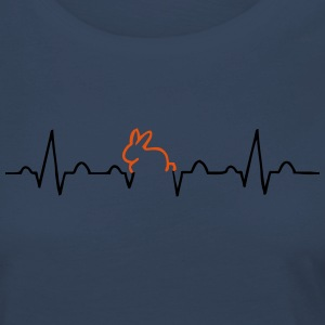 rabbit ECG - Women's Premium Longsleeve Shirt