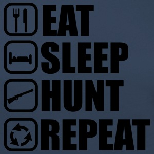 Eat sleep hunt - Hunter - Hunting - Women's Premium Longsleeve Shirt