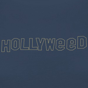 Hollyweed Shirt - Frauen Premium Langarmshirt